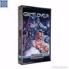 Videojuegos y Consolas: GAME OVER / JUEGO AMSTRAD CPC CINTA / ESPAÑOL / DINAMIC 1986 ( LUÍS ROYO COVER ). Lote 95365763