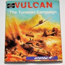 Videojuegos y Consolas: VULCAN (AMSTRAD DISCO) (S4). EDICION ESPAÑOLA.. Lote 95487263