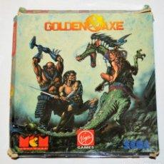 Videojuegos y Consolas: GOLDEN AXE (AMSTRAD DISCO) (MCM). EDICION ESPAÑOLA.. Lote 95487563