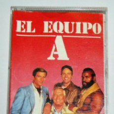 Videojuegos y Consolas: EL EQUIPO A (AMSTRAD DISCO) (ZAFIRO). EDICION ESPAÑOLA.. Lote 95487619