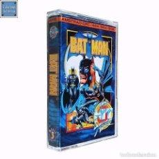 Videojuegos y Consolas: BATMAN / JUEGO AMSTRAD CPC CINTA / THE HIT SQUAD 1986 ( BOB WAKELIN COVER ). Lote 130640196
