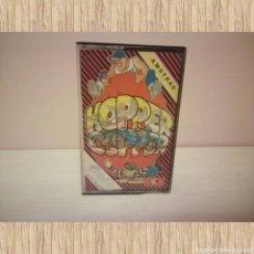 Videojuegos y Consolas: HOPPER COPPER MCM SILVERBIRD PRUNE SOFTWARE 1988 RARE AMSTRAD CPC 464 CASSETTE. Lote 95640940