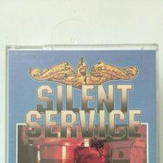 Videojuegos y Consolas: JUEGO AMSTRAD CPC SILENT SERVICE (ED. INGLES). Lote 95694438