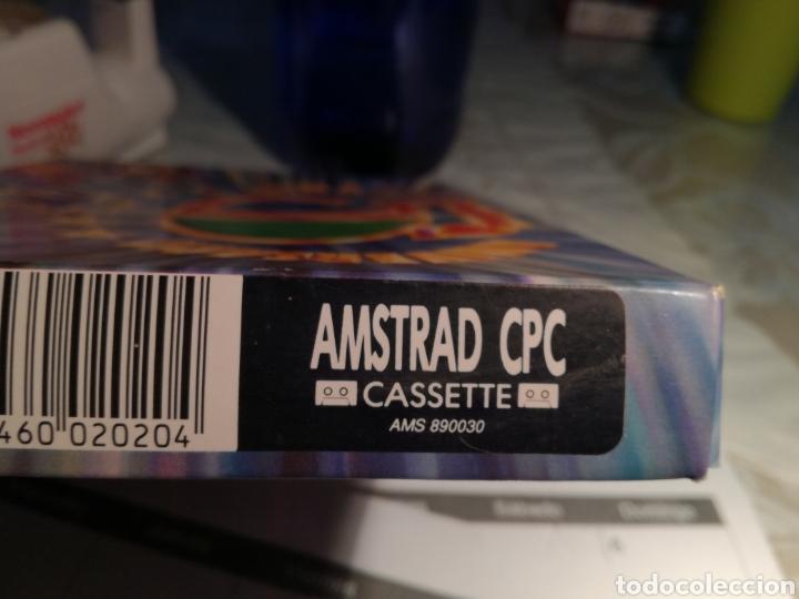 Videojuegos y Consolas: AMSTRAD CPC DINAMIC 12 juegos - Foto 4 - 95884655