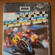 Videojuegos y Consolas: VIDEOJUEGO SUPER HANG ON AMSTRAD CINTA. Lote 97069467