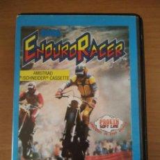 Videojuegos y Consolas: VIDEOJUEGO ENDURO RACER AMSTRAD CINTA. Lote 97153159