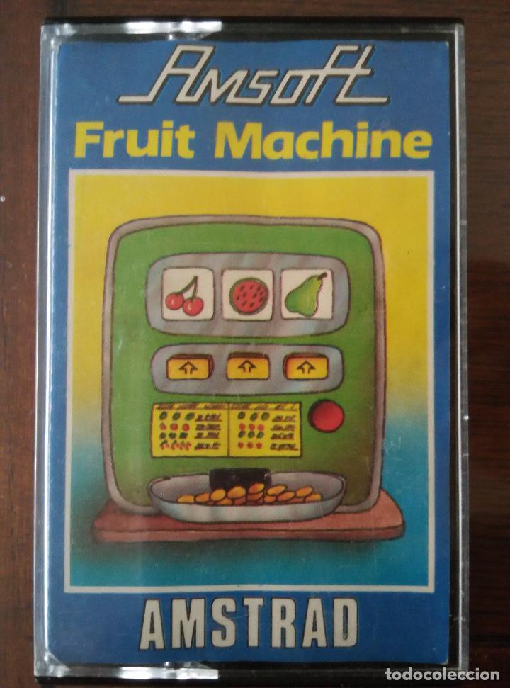 VIDEOJUEGO FRUIT MACHINE AMSTRAD CINTA (Juguetes - Videojuegos y Consolas - Amstrad)