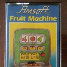 Videojuegos y Consolas: VIDEOJUEGO FRUIT MACHINE AMSTRAD CINTA. Lote 97531023