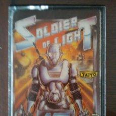 Videojuegos y Consolas: VIDEOJUEGO SOLDIER OF LIGHT AMSTRAD CINTA. Lote 97532987