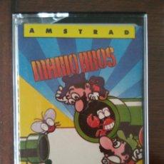 Videojuegos y Consolas: VIDEOJUEGO MARIO BROS AMSTRAD CINTA. Lote 97624235