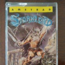 Videojuegos y Consolas: VIDEOJUEGO STORMLORD AMSTRAD CINTA. Lote 97625835
