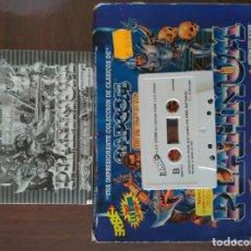 Videojuegos y Consolas: VIDEOJUEGO PACK PLATINUM AMSTRAD CINTA. Lote 97700175