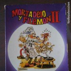 Videojuegos y Consolas: VIDEOJUEGO MORTADELO Y FILEMON II - SAFARI CALLEJERO AMSTRAD CINTA (ESTUCHE). Lote 97701763