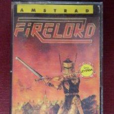 Videojuegos y Consolas: JUEGO AMSTRAD Y COMPATIBLES - FIRELORD - FROM HEWSON - ERBE - 1986. Lote 99151383