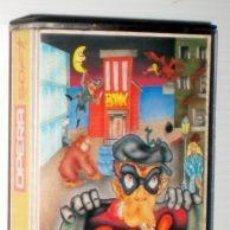 Videojuegos y Consolas: GOODY [GONZALO SUAREZ] 1987 OPERA SOFTWARE [AMSTRAD CPC]. Lote 99285727