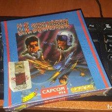 Videojuegos y Consolas: U.N. SQUADRON, AMSTRAD AM 1001, CAPCOM/ ERBE, PRECINTADO SIN ABRIR. Lote 99290251