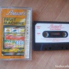 Videojuegos y Consolas: FRUIT MACHINE - AMSTRAD CPC 464. Lote 99670975