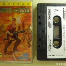 Videojuegos y Consolas: JUEGO PARA AMSTRAD Y COMPATIBLES - AFTER THE WAR - DINAMIC - 1989. Lote 100208047
