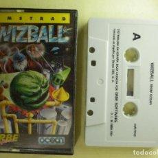 Videojuegos y Consolas: JUEGO PARA AMSTRAD Y COMPATIBLES - WIZBALL- FROM OCEAN - ERBE - 1987. Lote 100220927