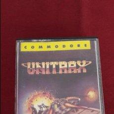 Videojuegos y Consolas: JUEGO UNITRAX VÁLIDO PARA AMSTRAD Y SPECTRUM. Lote 100659239