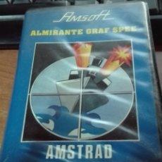 Videojuegos y Consolas: ALMIRANTE GRAF SPEE FORMATO ESTUCHE AMSTRAD. Lote 101016150