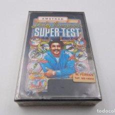 Videojuegos y Consolas: JUEGO CASSETTE ENDURO RACER SEALED PRECINTADO AMSTRAD CPC 464 664.COMBINO ENVIO. Lote 101325775