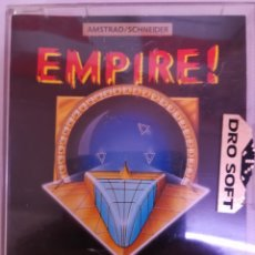 Videojuegos y Consolas: EMPIRE AMSTRAD. Lote 101437298