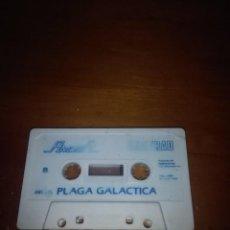 Videojuegos y Consolas: SIN CARATULA. PLAGA GALACTICA. AMSTRAD. C13F. Lote 101593535