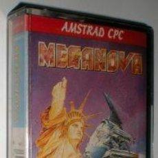 Videojuegos y Consolas: MEGANOVA: THE WEAPON [DINAMIC SOFTWARE] 1989 [AMSTRAD CPC] AZPIRI. Lote 102815563