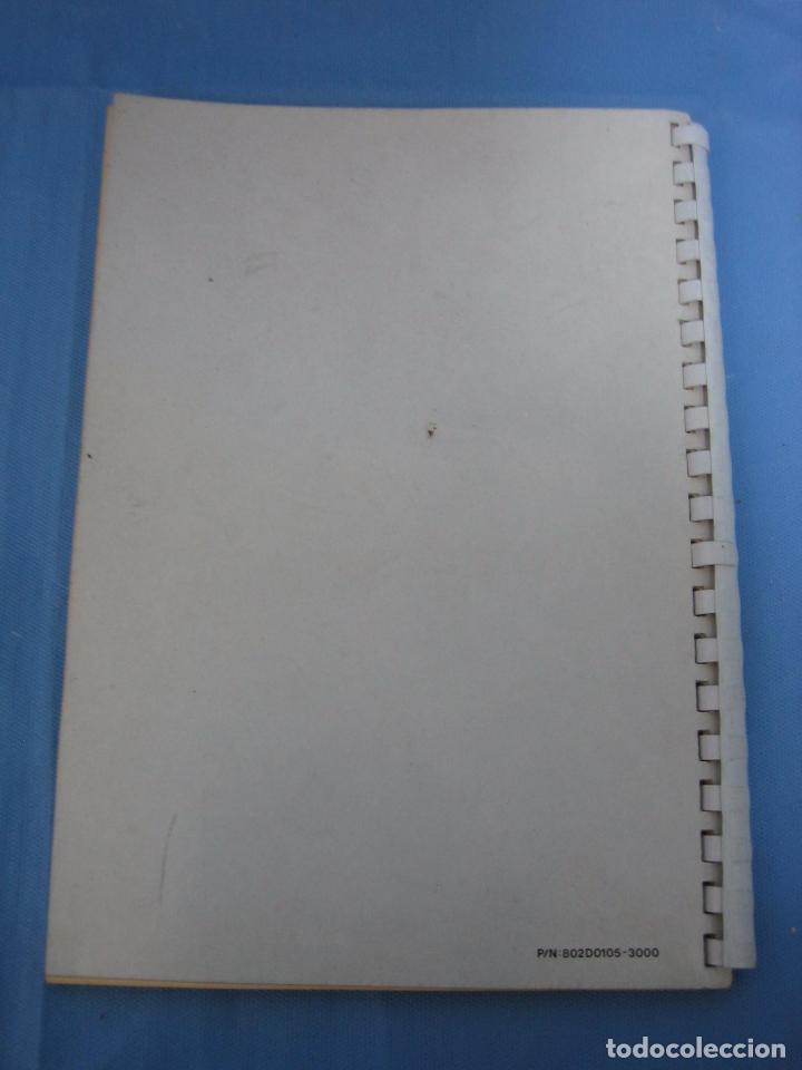 Videojuegos y Consolas: Manual de usuario Amstrad impresora DMP 3000 - Foto 2 - 104762395