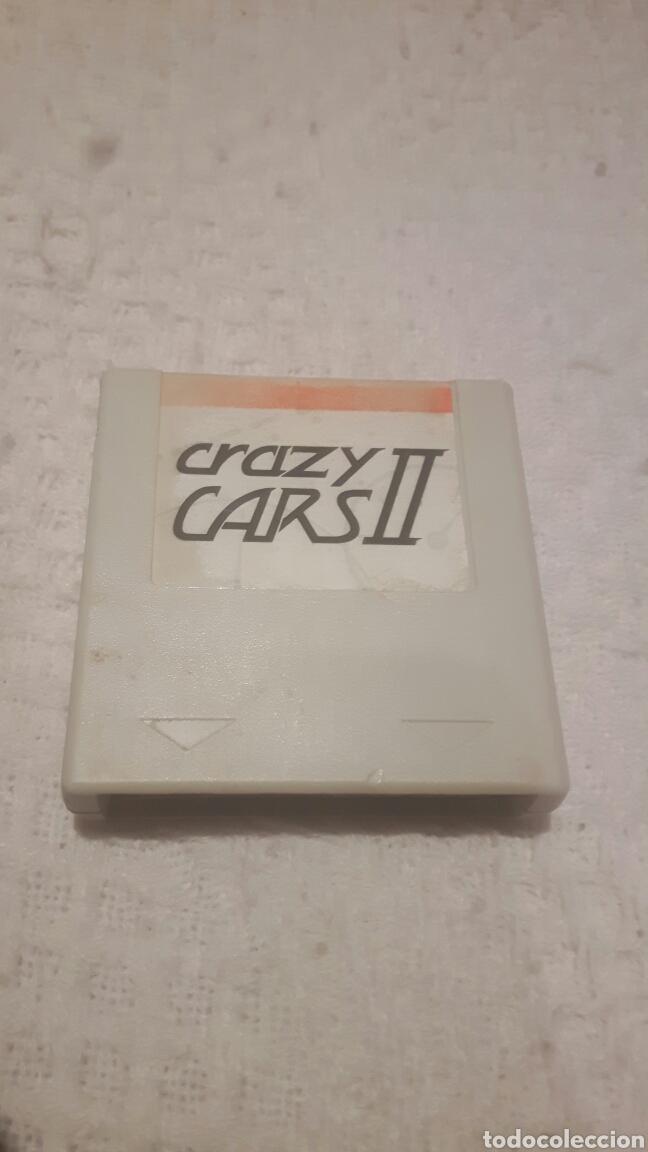 CRAZY CARS II AMSTRAD (Juguetes - Videojuegos y Consolas - Amstrad)