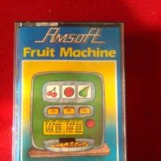 Videojuegos y Consolas: JUEGO ORIGINAL AMSTRAD FRUIT MACHINE. Lote 108733755