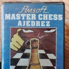Videojuegos y Consolas: MASTER CHESS AJEDREZ FORMATO ESTUCHE AMSTRAD. Lote 109752122