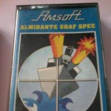Videojuegos y Consolas: ALMIRANTE GRAF SPEE -AMSOFT -AMSTRAD. Lote 110232815