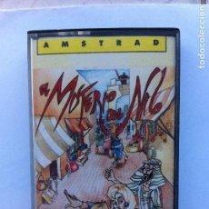 Videojuegos y Consolas: EL MISTERIO DEL NILO ZIGURAT 1987 AMSTRAD CPC 464. Lote 110342655