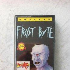 Videojuegos y Consolas: FROST BYTE AMSTRAD CPC 464 MIKRO-GEN 1986 CLÁSICO. Lote 110343387