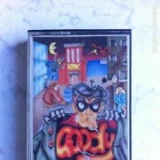 Videojuegos y Consolas: GOODY AMSTRAD CPC 464 OPERA SOFT 1987. Lote 110344035
