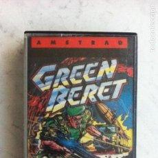 Videojogos e Consolas: GREEN BERET IMAGINE-KONAMI 1986 CLÁSICO MÁQUINAS RECREATIVAS AMSTRAD CPC 464. Lote 110346367