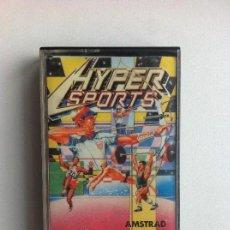 Videojuegos y Consolas: HYPER SPORTS IMAGINE 1985 AMSTRAD CPC 464. Lote 110347339