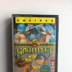 Videojogos e Consolas: GAUNTLET AMSTRAD CPC 464 ERBE CLÁSICO MÁQUINAS RECREATIVAS. Lote 110351567