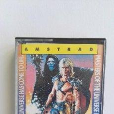 Videojuegos y Consolas: MASTERS DEL UNIVERSO AMSTRAD CPC 464 AÑO 1987 CLÁSICO . Lote 110353515