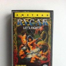 Videojogos e Consolas: RYGAR AMSTRAD CPC 464 CLÁSICO MÁQUINAS RECREATIVAS. Lote 110356799