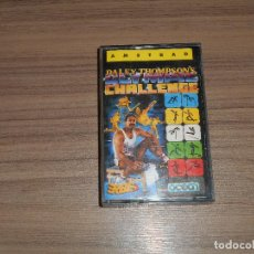 Videojuegos y Consolas: DALEY THOMPSON'S OLYMPIC CHALLENGE COMPLETO AMSTRAD. Lote 110489935