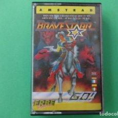Videojuegos y Consolas: BRAVESTARR AMSTRAD CPC 464 472 664 6128. Lote 110736091