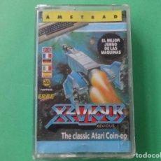 Videojuegos y Consolas: XEVIOUS ATARI AMSTRAD CPC 464 472 664 6128. Lote 110738115