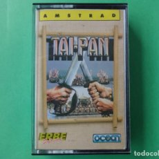Videojuegos y Consolas: TAI-PAN TAI PAN TAIPAN AMSTRAD CPC 464 472 664 6128. Lote 110739119