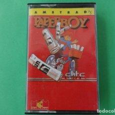 Videojuegos y Consolas: PAPERBOY AMSTRAD CPC 464 472 664 6128. Lote 110742727