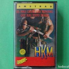 Videojuegos y Consolas: HKM THE HUMAN KILLING MACHINE AMSTRAD CPC 464 472 664 6128. Lote 110744867