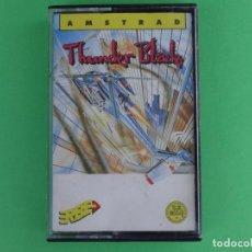 Videojuegos y Consolas: THUNDER BLADE AMSTRAD CPC 464 472 664 6128. Lote 111113083