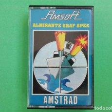 Videojuegos y Consolas: ALMIRANTE GRAF SPEE AMSOFT AMSTRAD CPC 464 472 664 6128. Lote 111140187